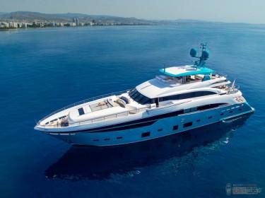 Как арендовать яхту в Алании