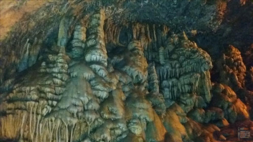 Самая большая и самая известная пещера в Алании с ее красотой