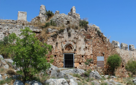 Alanya temple of Saint George the Victorious