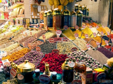 Bazaar in Alanya Turkey