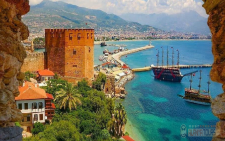 Excursions in Alanya in October