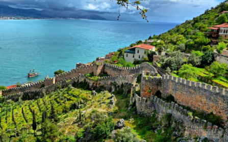 Excursions near Alanya