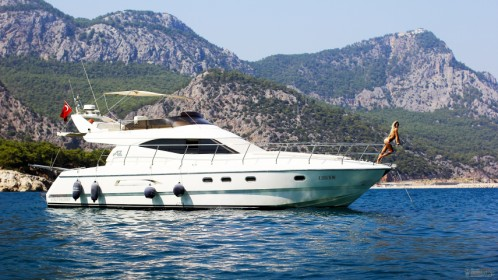 How to rent a VIP yacht in Alanya