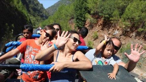 Tours in Alanya with kids 2020