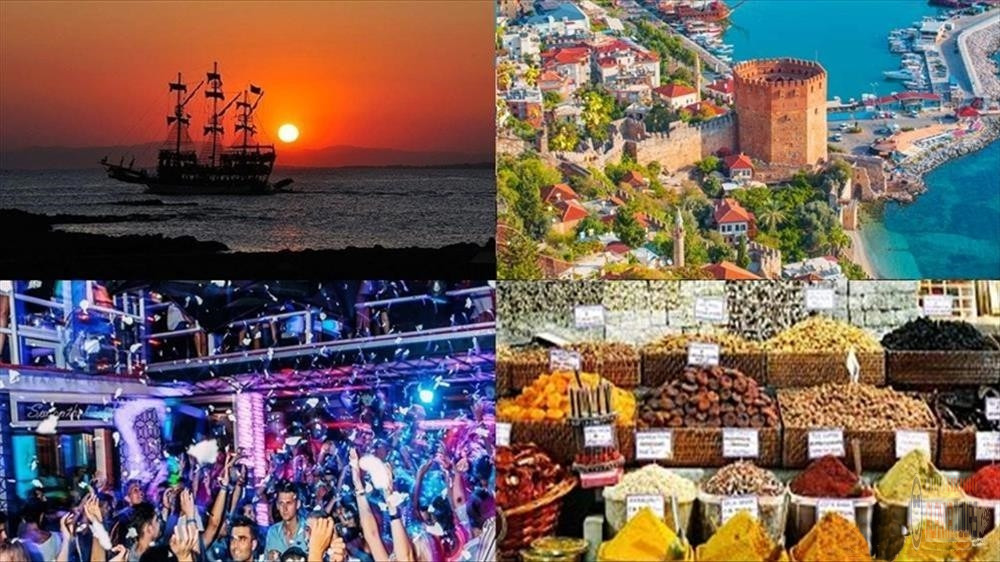 5 top reasons to spend a vacation in Alanya