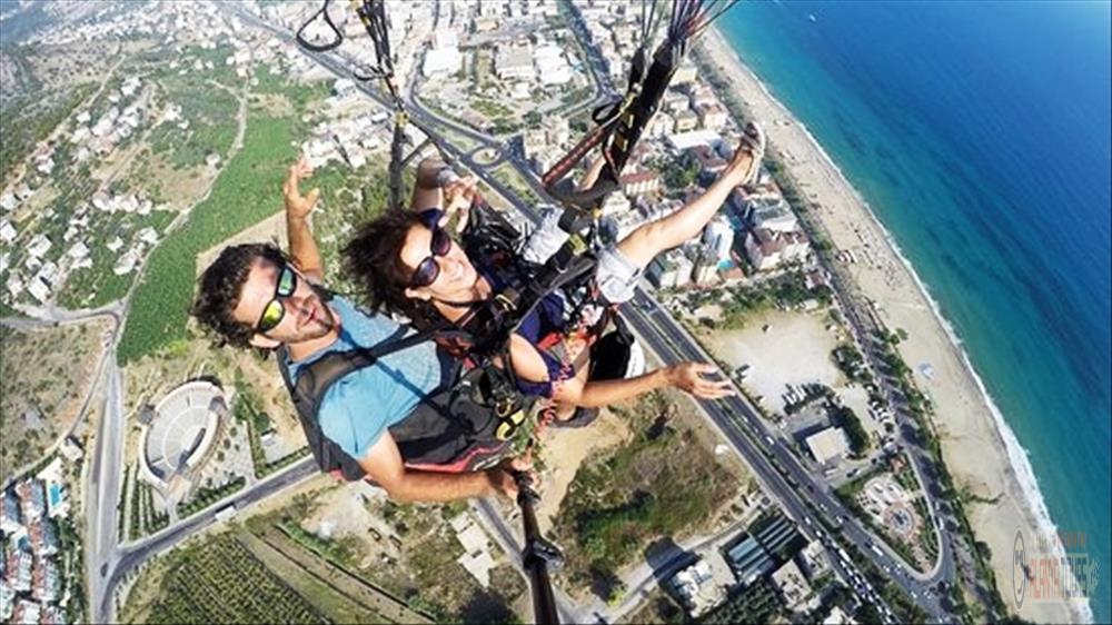 Alanya Tandem Paragliding reviews