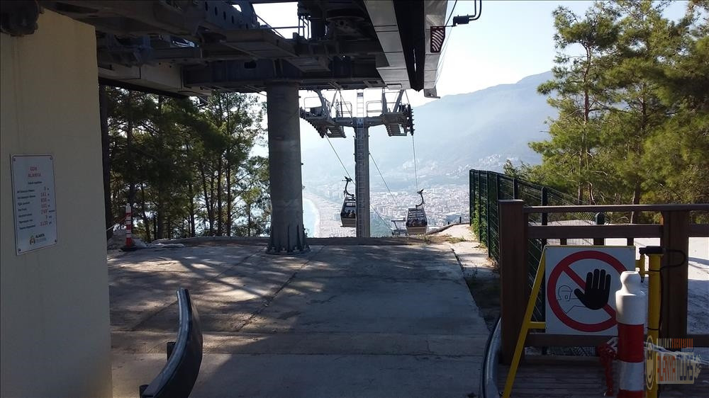 Alanya cable car tour cost 2020