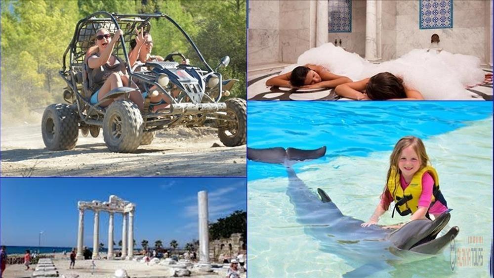Mahmutlar excursions for 2020 season