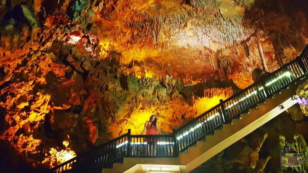 The most famous caves in Alanya