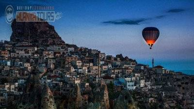 Tour to Cappadocia from Alanya  (2 days)
