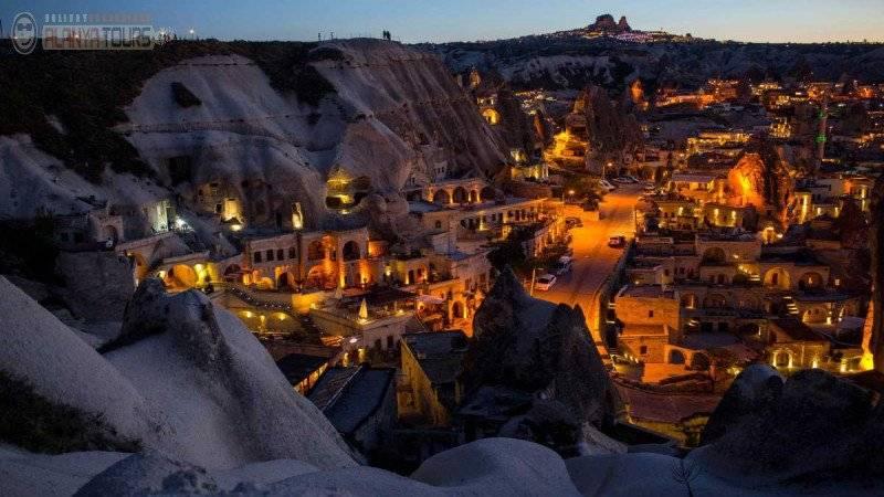 2 Günlük Alanya Kapadokya Turu