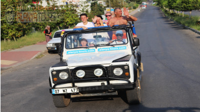 Alanya City Tour