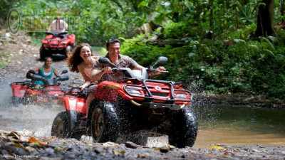 Avsallar'da Quad (ATV) Safari