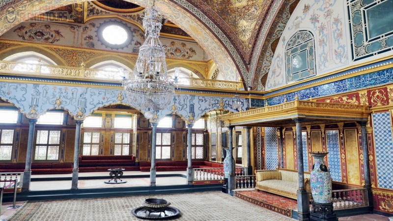 Tour to Istanbul from Alanya