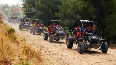 Alanya Buggy Safari