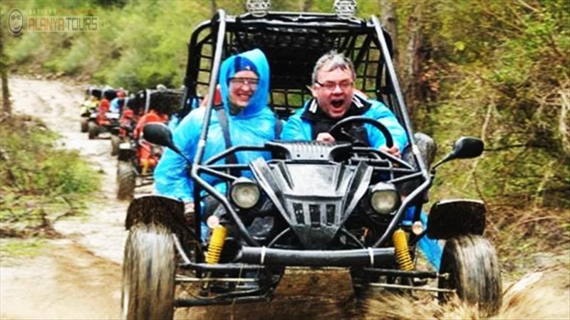 Buggy safari in Alanya