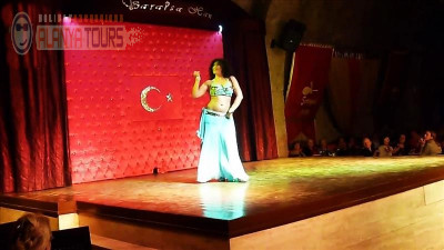 Turkish night in Alanya