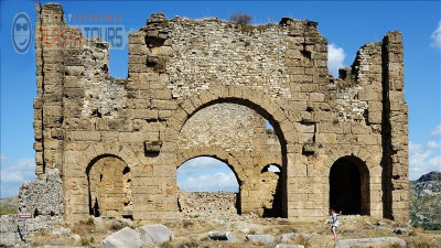 Куршунлу-Аспендос-Сиде из Алании