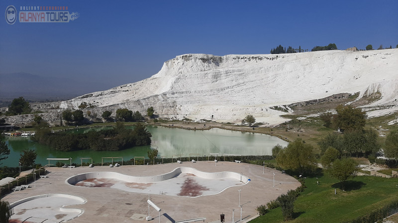 Pamukkale from Alanya  (1 day)