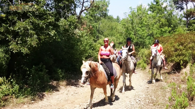 Horse riding in Alanya