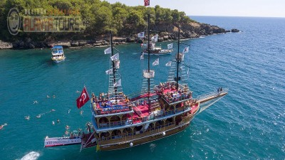 Yacht trip on the Manavgat River from Kargicak