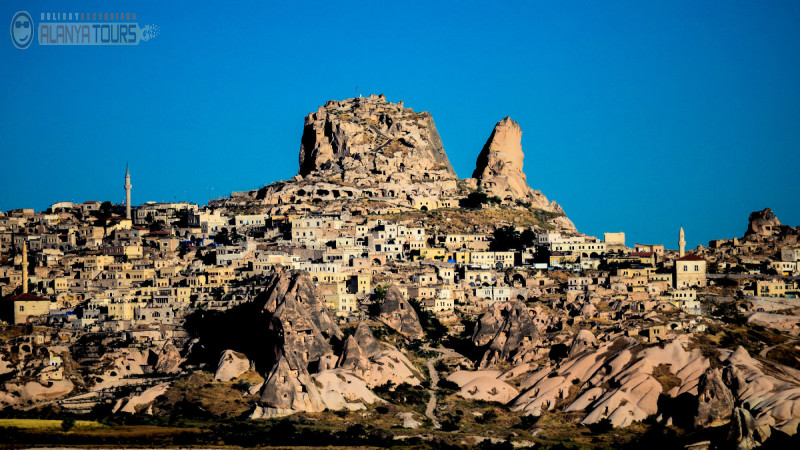 Excursion to Cappadocia from Alanya (3 days)