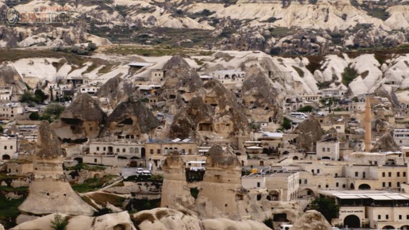 Экскурсия в Каппадокию из Алании (3 дня)