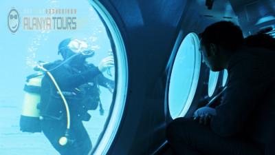 Alanya Submarine Tour