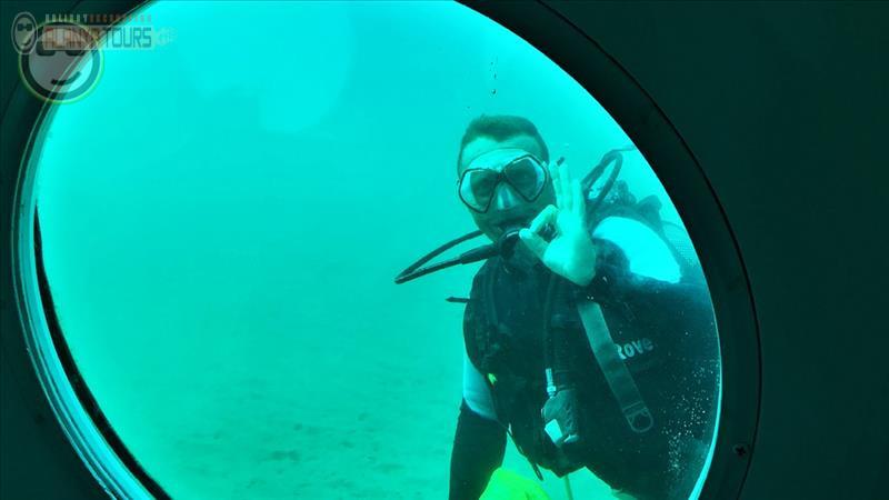 Alanya Denizaltı Turu