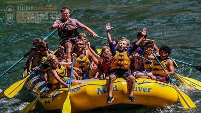 3 in 1 Alanya Rafting Tour