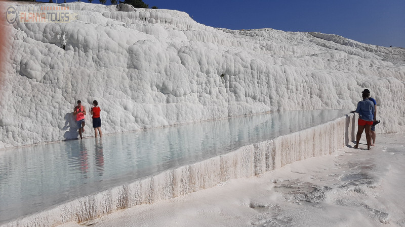 Excursion to Pamukkale from Alanya (2 days)