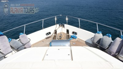 Rent a yacht in Alanya