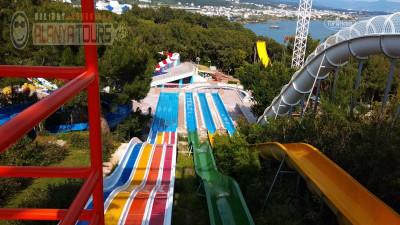 Aquapark in Alanya