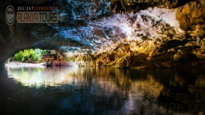 Altinbesik cave from Incekum
