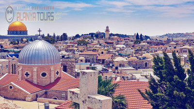 Trip to Israel from Incekum