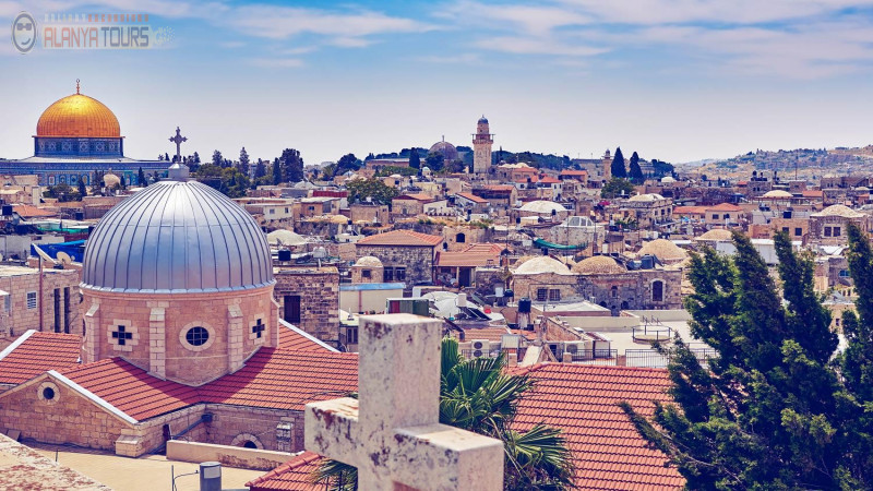 Tour to Israel from Alanya