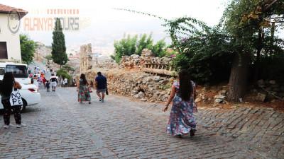Канатная дорога в Алании (Обзорная экскурсия по Алании)