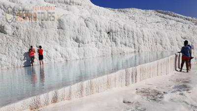 Экскурсия в Памуккале и Озеро Салда из Алании