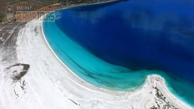 Trip to Pamukkale and Salda lake from Incekum